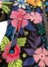 Куртка Цветы